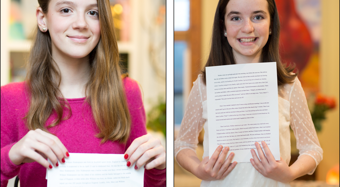 Nantucket Lighthouse School Students Win Regional Essay Contest