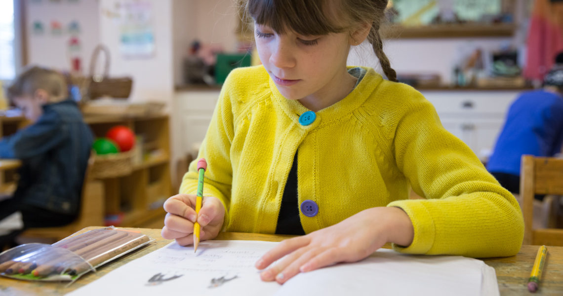A Journey Through Language Arts Instruction at Nantucket Lighthouse School