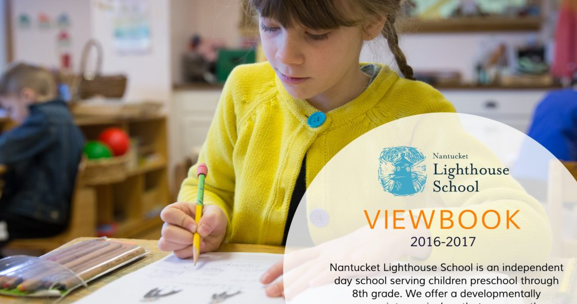 Nantucket Lighthouse School Viewbook